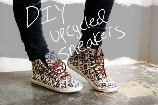 Diy ideas to beautify your shoes pretty designs for Diy shoes design