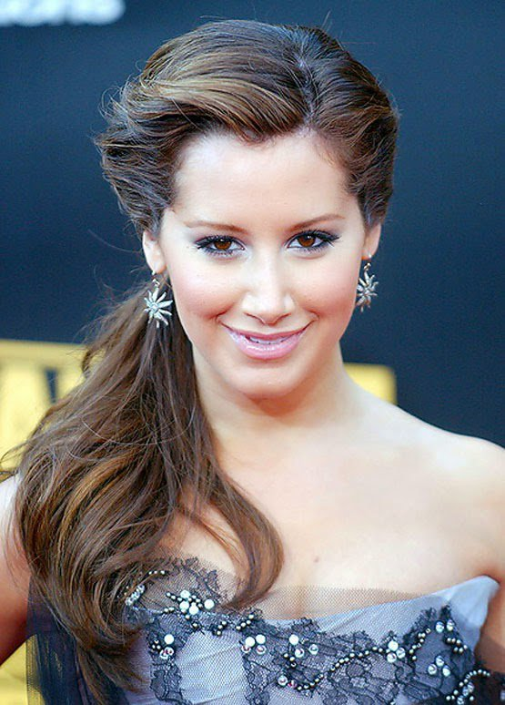 Fairy Ponytail Hairstyles for Sweet Women