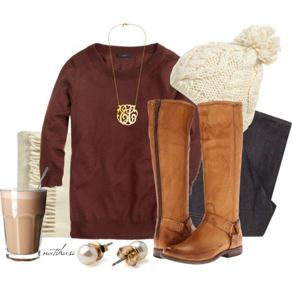 Fall Outfit Idea for Daily Look