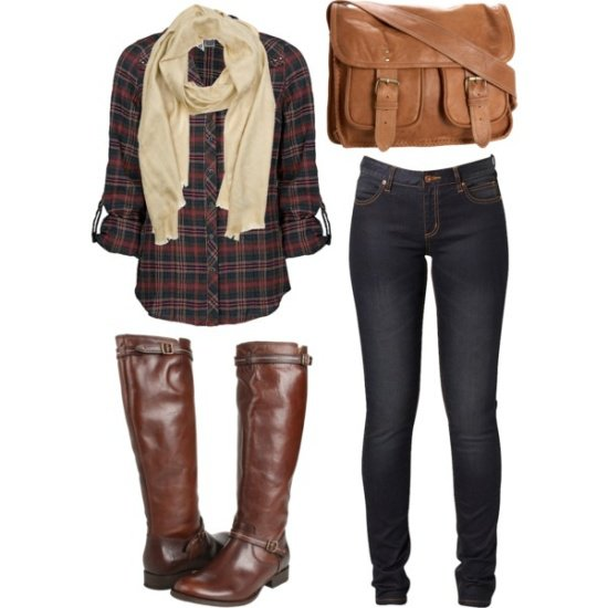 Fantastic Fall Outfit Ideas for School Days