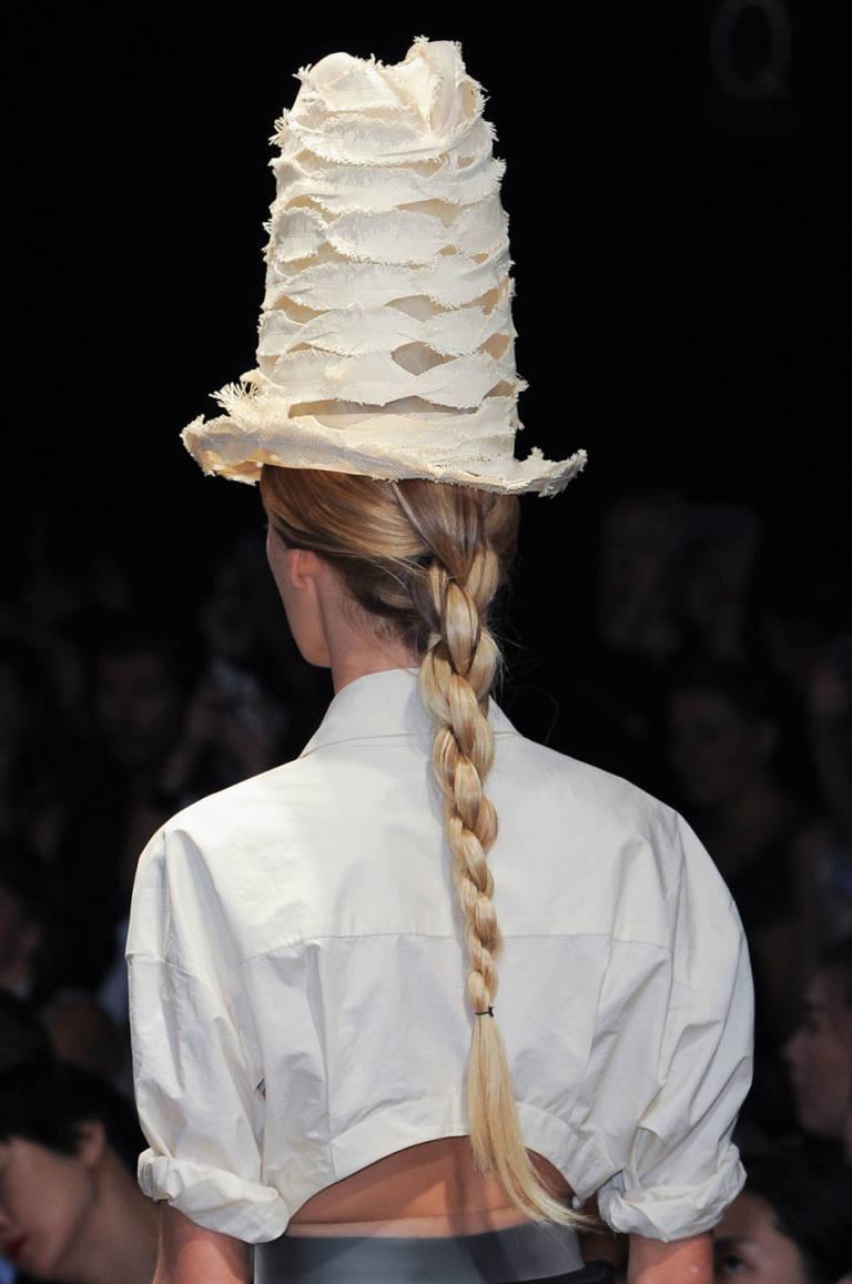 Fantastic Rope Braid Hairstyle