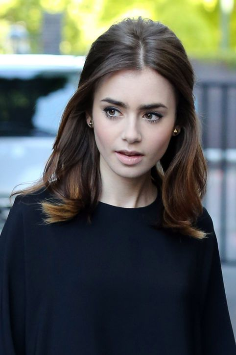 20 Fashionable Mid-Length Hairstyles for Fall – Medium Hair Ideas Celebrity-kapsels  herfst haarstijlen