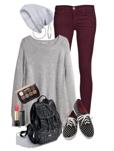 Fashionable Outfit Idea for Fall