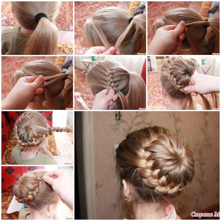 17 Charming Bun Hairstyles With Tutorials Pretty Designs