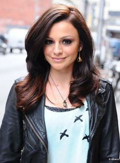 Glamorous Long Wavy Hair for Cher Lloyd Hairstyles