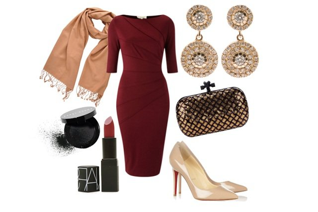 Gorgeous Outfit Idea for Work