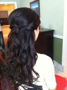 Astounding 16 Overwhelming Half Up Half Down Wedding Hairstyles Pretty Designs Short Hairstyles Gunalazisus
