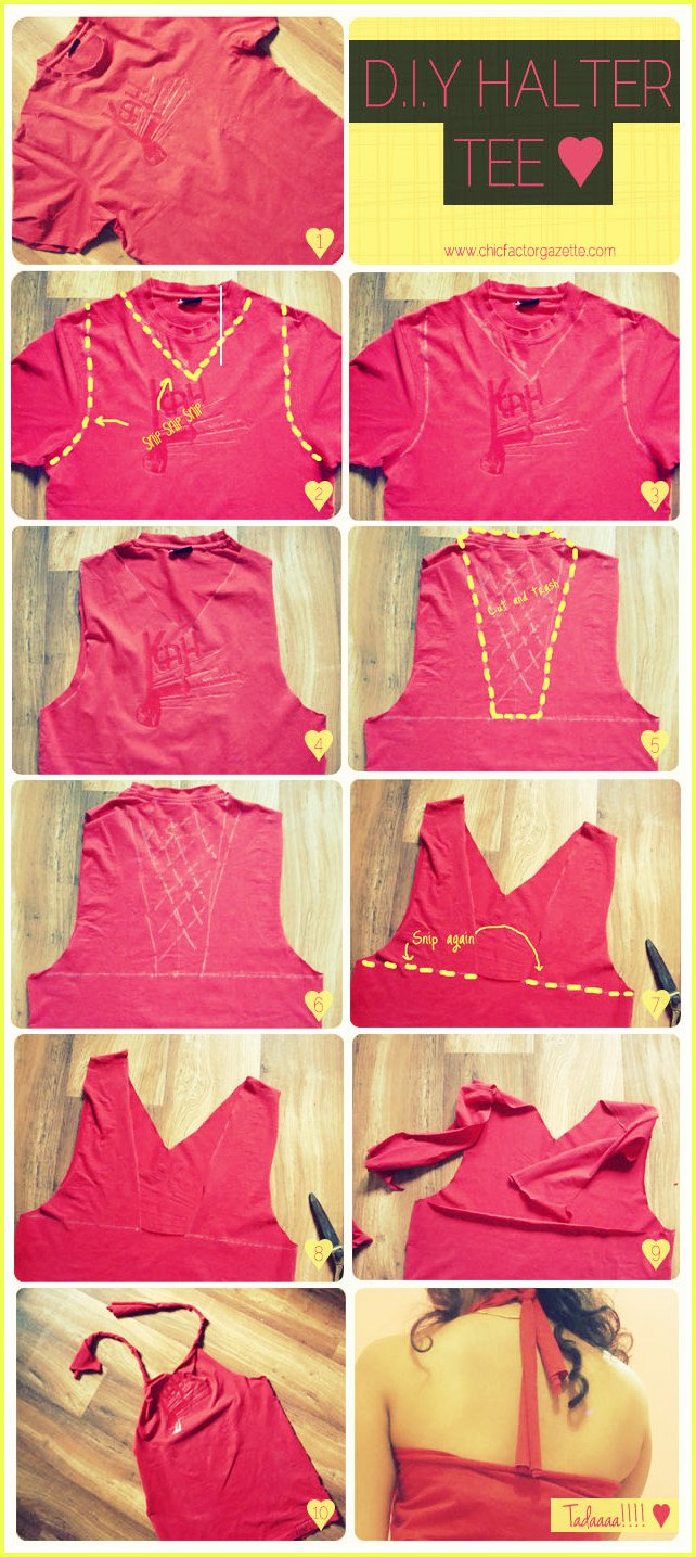10 Useful Diy Clothes Projects For Girls Pretty Designs