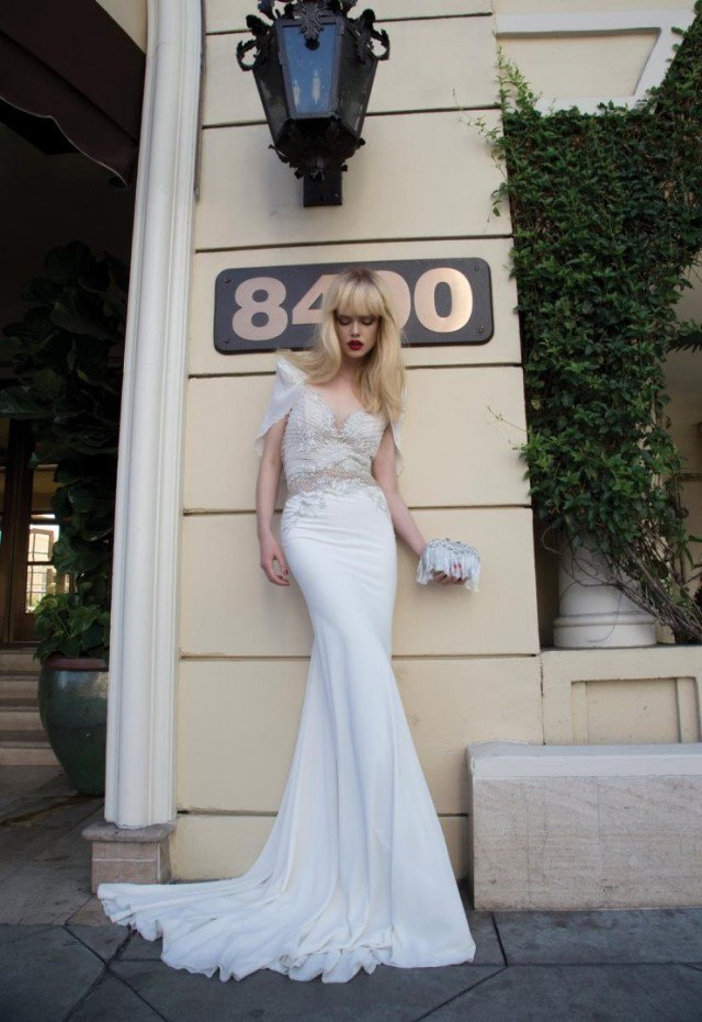 Inbal Dror Beautiful Wedding Dress