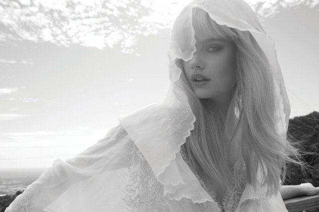 Inbal Dror Cool Wedding Dress