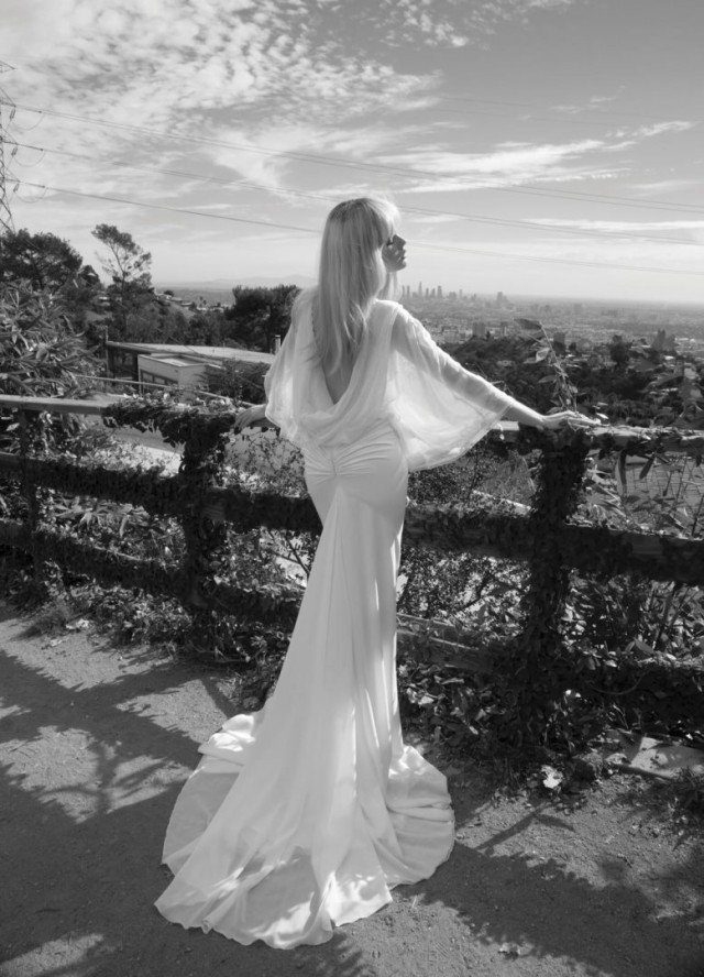 Inbal Dror Romantic Wedding Dress