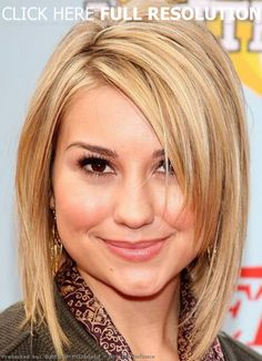 17 pretty hairstyles for round faces pretty designs layered haircut for round face urmus Gallery