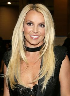 Layered Long Hair for Britney Spears Hairstyles