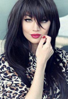 Cool 14 Wonderful Dark Colored Hairstyles Pretty Designs Short Hairstyles Gunalazisus