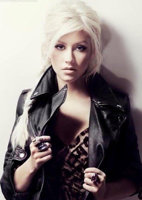 Long Braid Hairstyle - Christina Aguilera Hairstyles