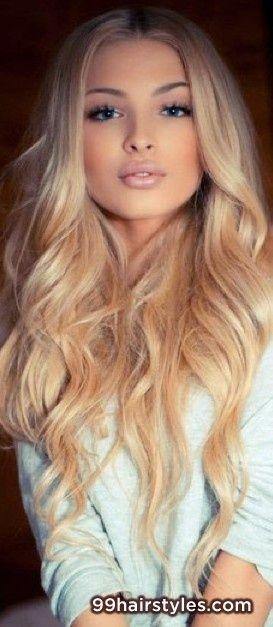 Marvelous 12 Charming Blonde Hairstyles Pretty Designs Hairstyles For Women Draintrainus