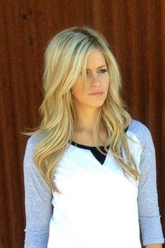 12 beautiful long wavy hairstyles  pretty designs
