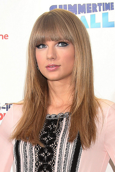 steal her hairstyles taylor swift�s bangs pretty designs