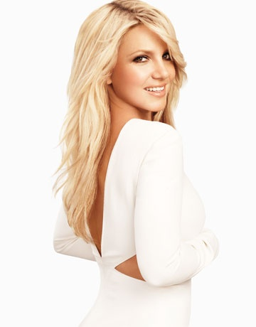 Long Wavy Blond Hair for Britney Spears Hairstyles