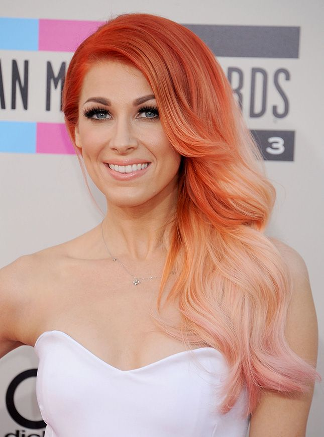 14 Fabulous Orange Hairstyles Pretty Designs