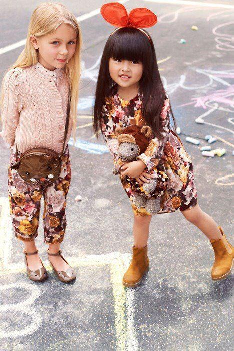 Lovely Outfit Idea for Children