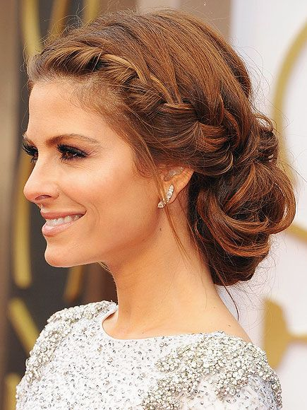 Incredible Graceful And Beautiful Low Side Bun Hairstyle Tutorials And Hair Short Hairstyles Gunalazisus