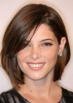 17 pretty hairstyles for round faces pretty designs mid length hairstyle for round face urmus Choice Image