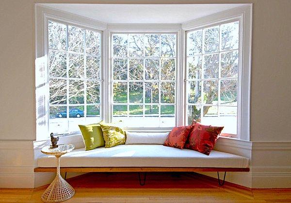 Modern Window Seat