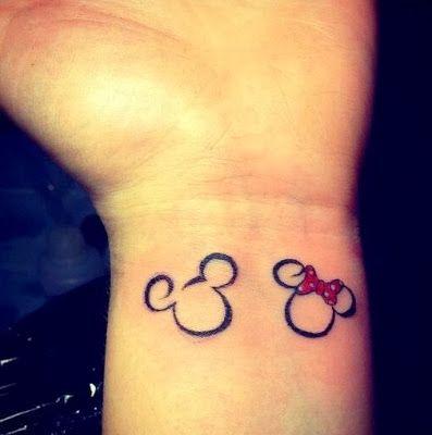 Mouse Tattoo