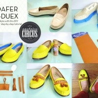 Neon Loafers
