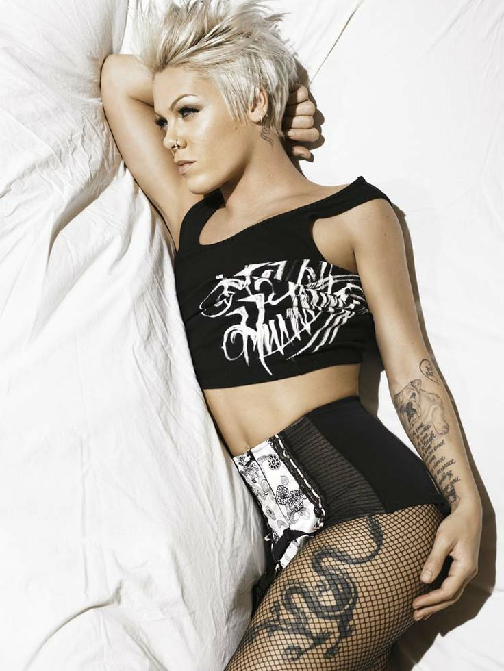 p nk tattoos images galleries with a bite. Black Bedroom Furniture Sets. Home Design Ideas