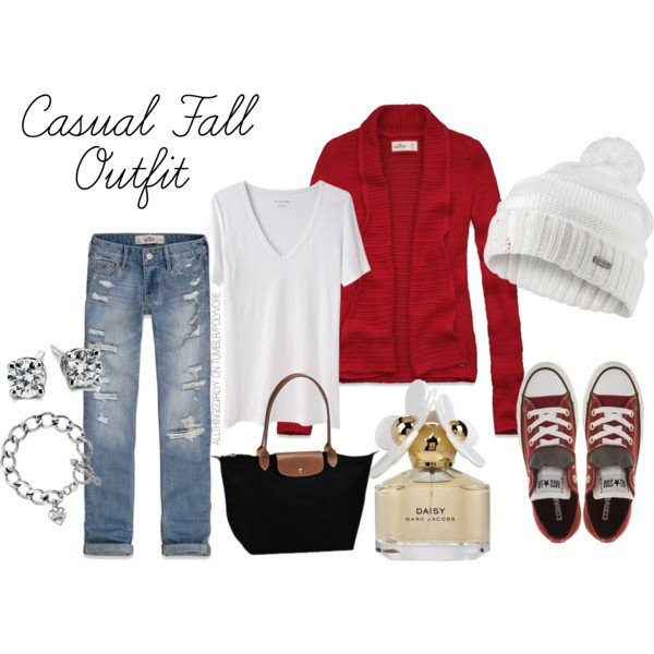 Pretty Casual Fall Outfits