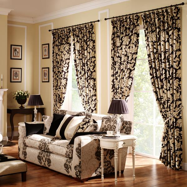 Home Design Ideas Curtains: 15 Curtain Designs For You To Decorate Your Home
