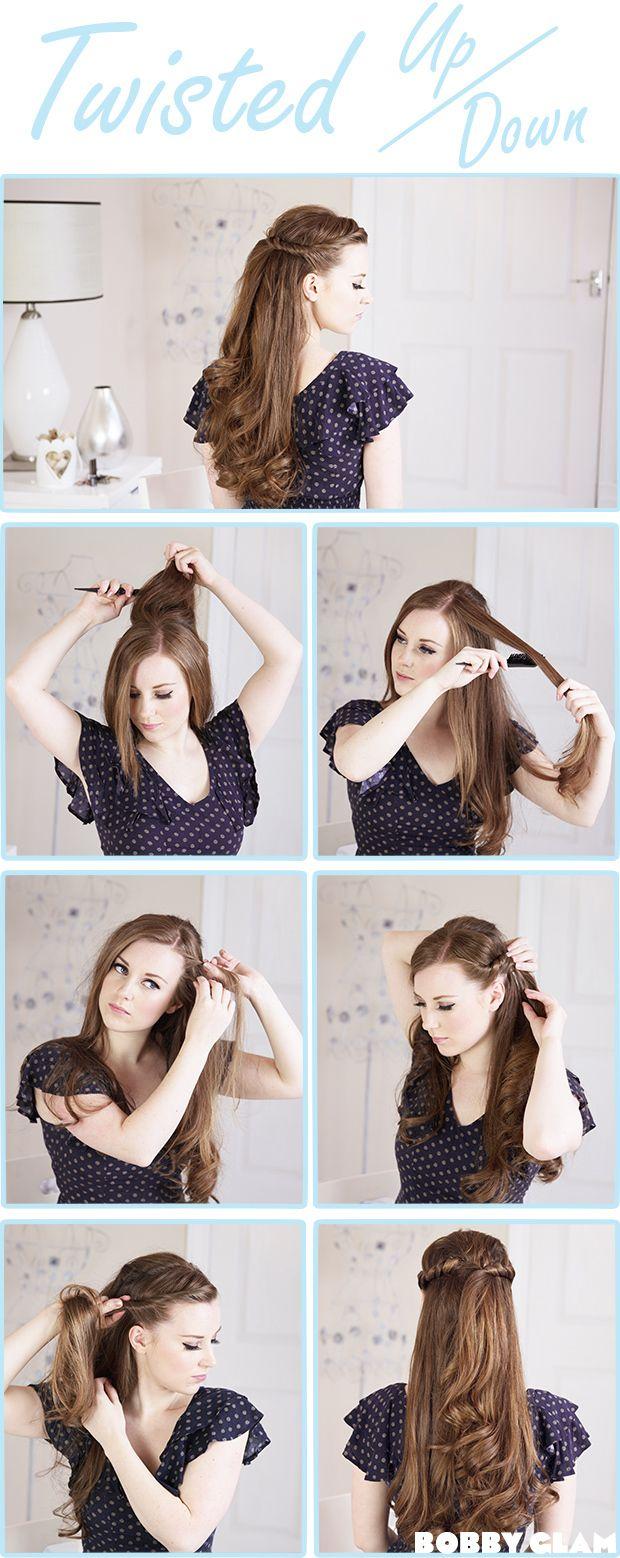 Hair Tutorials Easy And Cute Hair Ideas For The Week Pretty Designs