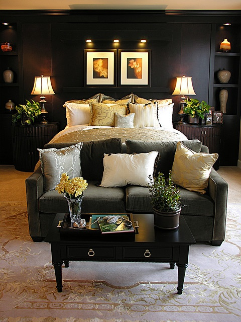 Pretty Lamps for a Big Room