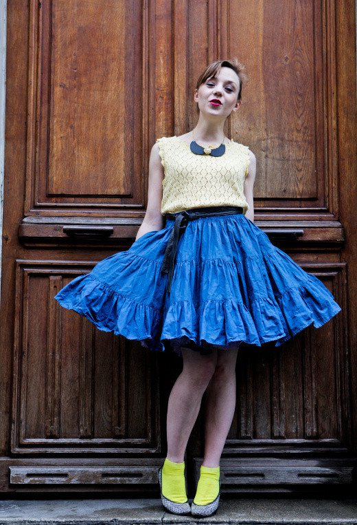 19 Voguish Vintage Outfit Ideas For Your Trendy Fall 2017 Look - Pretty Designs