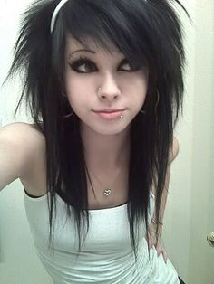 Punk Hairstyle for Young Girls