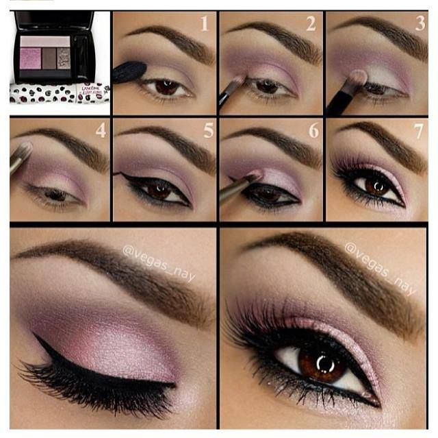 Best Purple Eye Makeup Tutorials for Purple Lovers - Pretty Designs