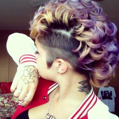 Miraculous 15 Fantastic Mohawk Hairstyles Pretty Designs Short Hairstyles For Black Women Fulllsitofus
