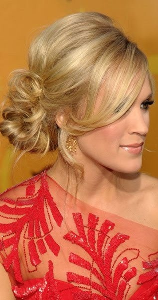 Marvelous Graceful And Beautiful Low Side Bun Hairstyle Tutorials And Hair Short Hairstyles Gunalazisus