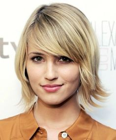 Shaggy Bob Haircut for Blond Hair