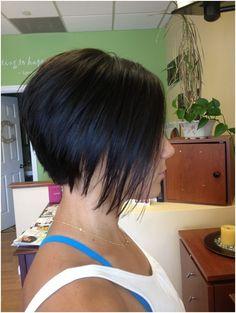 Short A-Line Bob Haircut