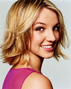 Short Bob Haircut for Britney Spears Hairstyles