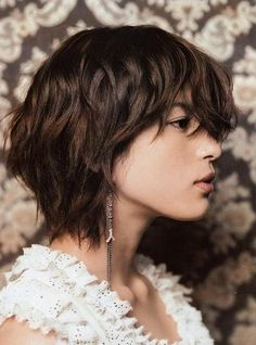 Astounding 16 Great Short Shaggy Hairstyles For Women Pretty Designs Hairstyle Inspiration Daily Dogsangcom