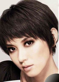Super 12 Fabulous Short Hairstyles For Thick Hair Pretty Designs Hairstyles For Women Draintrainus