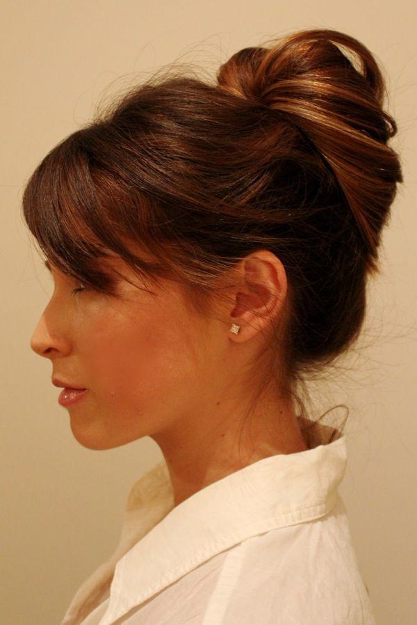 Cute Hairstyles For Thin Hair : Fabulous hairstyles for thin hair pretty designs