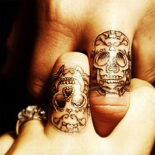 10 tolle Tattoo Designs für Paare
