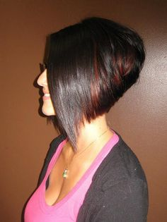 15 Trendy Stacked Bob Haircut Looks - Pretty Designs