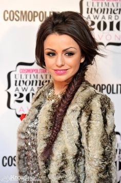 Stunning Fishtail Braid for Cher Lloyd Hairstyles
