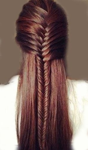 Stunning Fishtail Braid